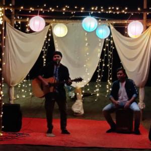 Live-music-Alibaug-camping