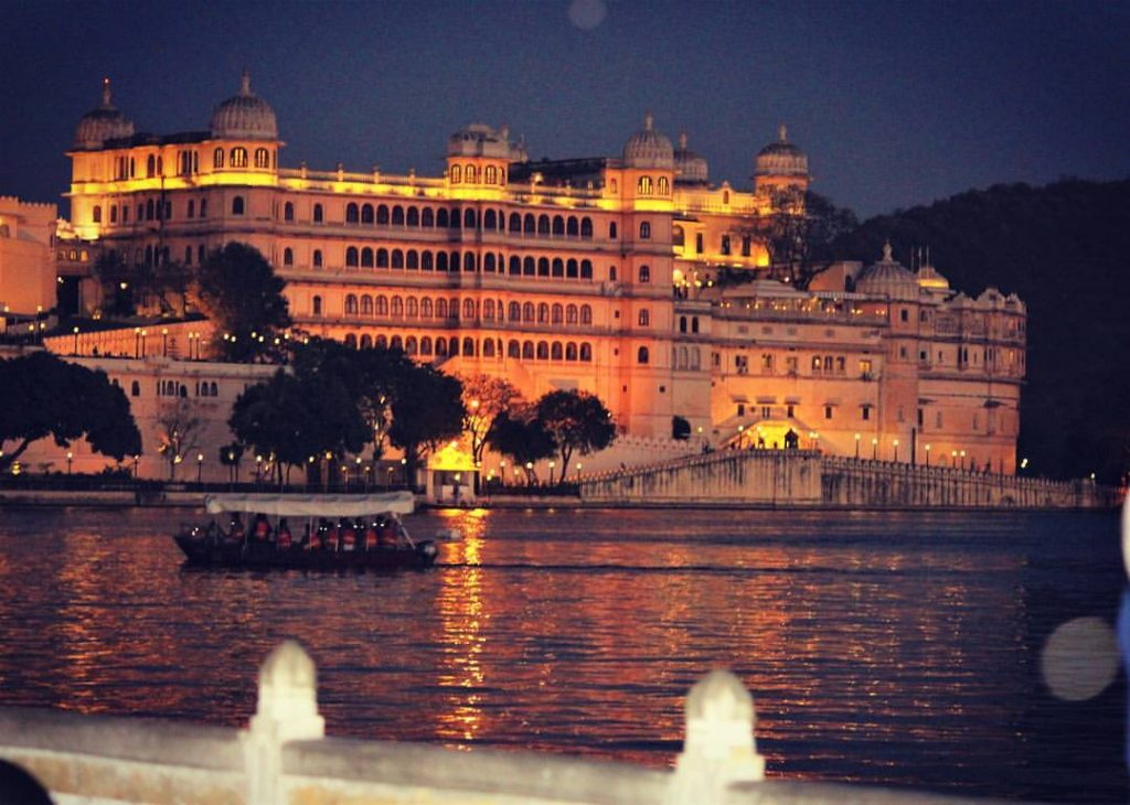 City Palace -Tourist places to visit in Udaipur