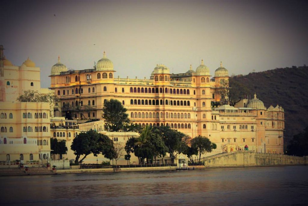 the beauty of Udaipur