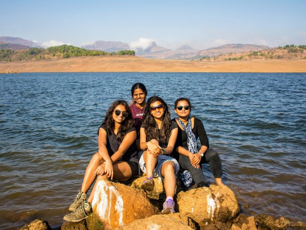 Bhandardara Lake