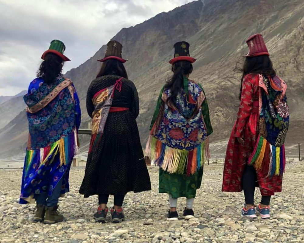 Explore the culture and history of Nubra Valley