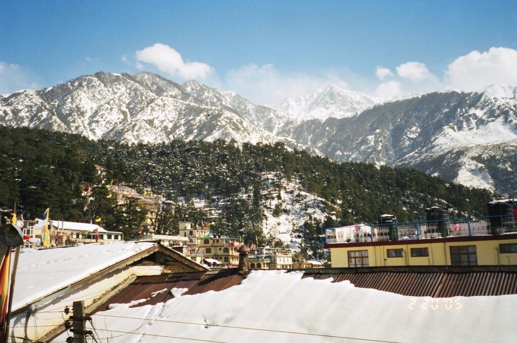 McleodGanj, Dharamshala, as the summer capital of India, Little Lhasa