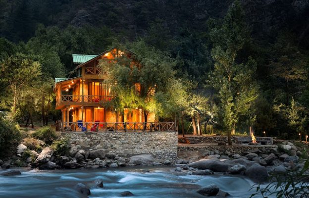 Tirthan valley Cottage