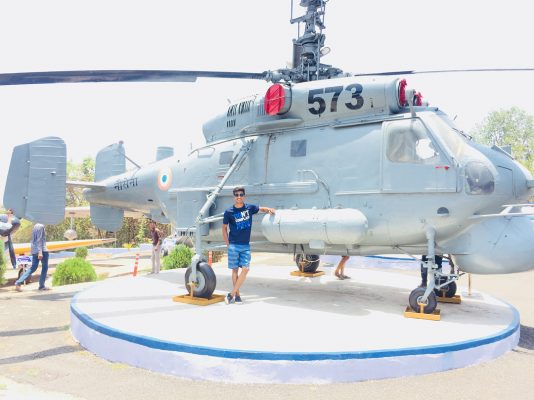 Naval Aviation Museum, goa, top 15 places to visit in goa