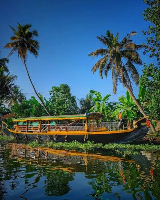 Alleppey, 20 Must-See Tourist Places in Kerala