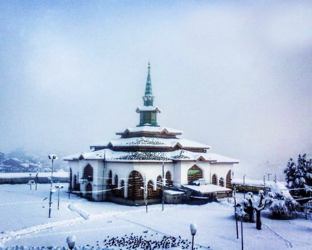 Yousmarg and Charar-i-Sharief, Kashmir, The highest point is the Doodh Ganga river, Famous for Muslim Sufi Shrines.