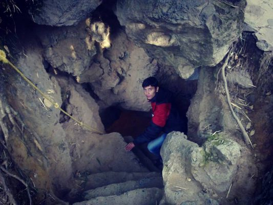 Eco Cave Gardens, places to visit in Nainital