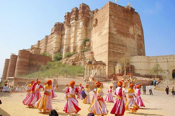 Mehrangarh Fort, Top 10 Places to Visit in Jodhpur