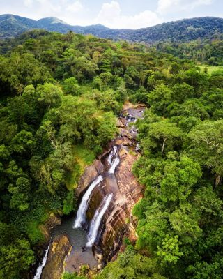 Chelavara Falls, places to visit in coorg