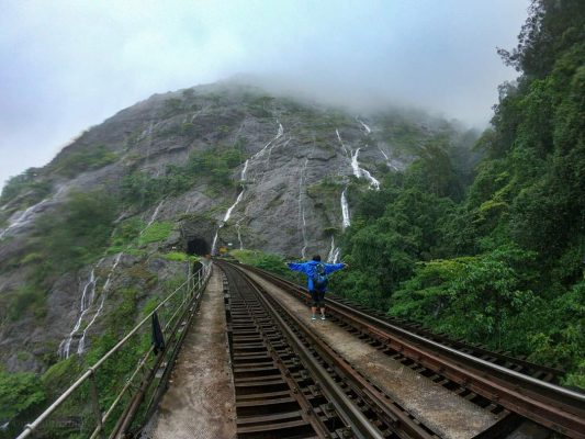 Devil's Canyon, Things to do around Dudhsagar Waterfall