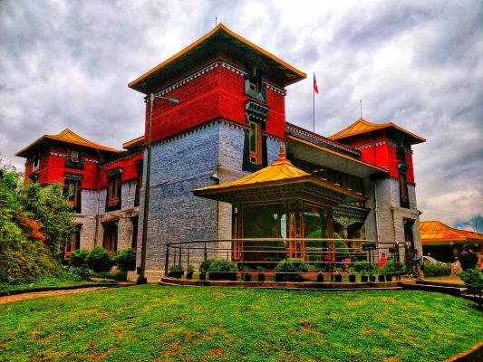 Namibian Institute of Tibetology, places to visit in gangtok