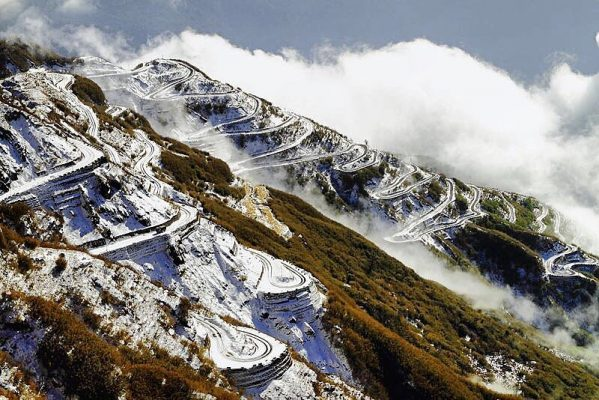 zuluk, places to visit in sikkim