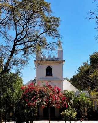 White church of Indore, places to visit in Indore