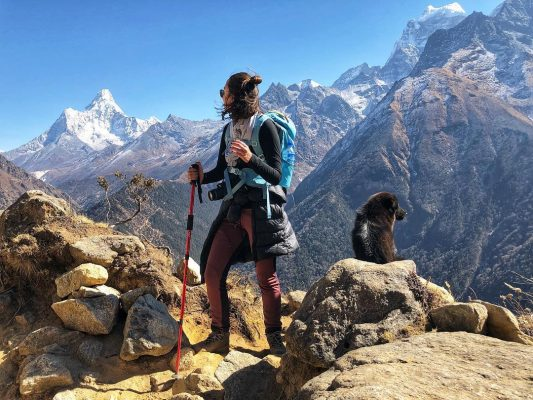 Everest and Base Camp Trek, places to visit in nepal