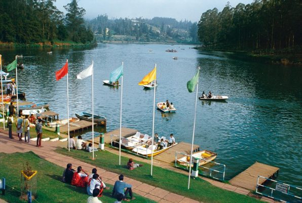 ooty lake - places to visit in Ooty