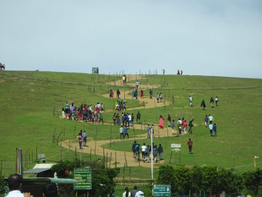 Shooting-Point-Ooty