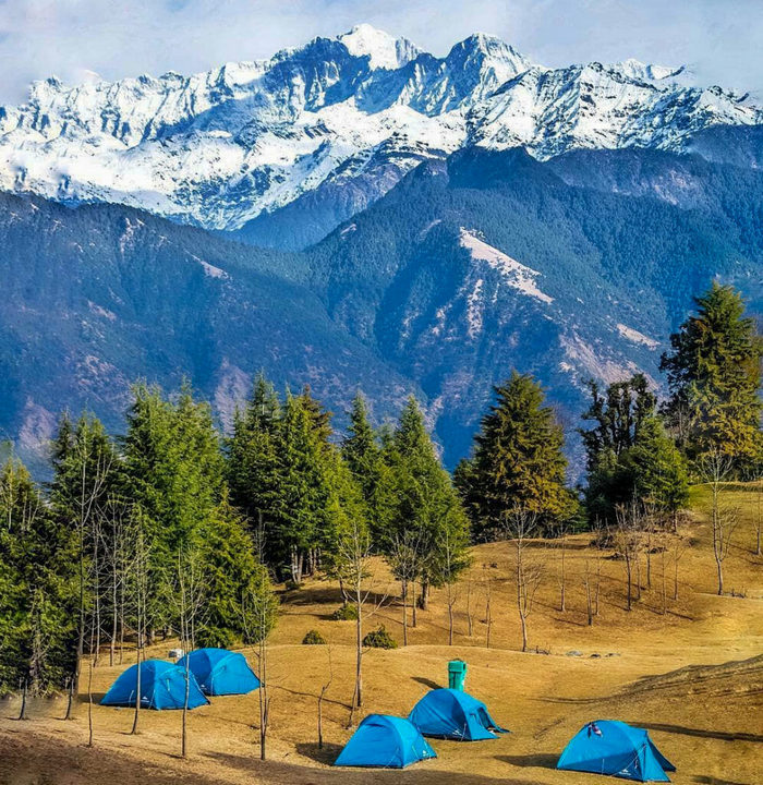 Magnificent valley View At Deoria Tal