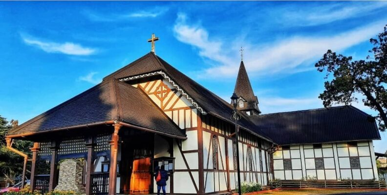 All Saints Cathedral  Shillong Places to Visit- Hikerwolf