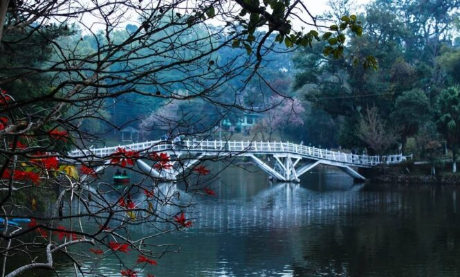 Shillong in Winter Best Time to Visit Shillong-Hikerwolf