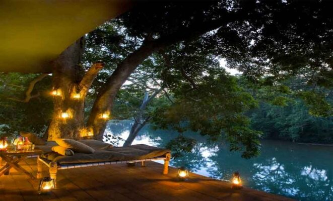 Places to stay at Kanha National Park| Resort